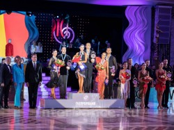 Кирилл и Полина - Вице-Чемпионов Европы -2019